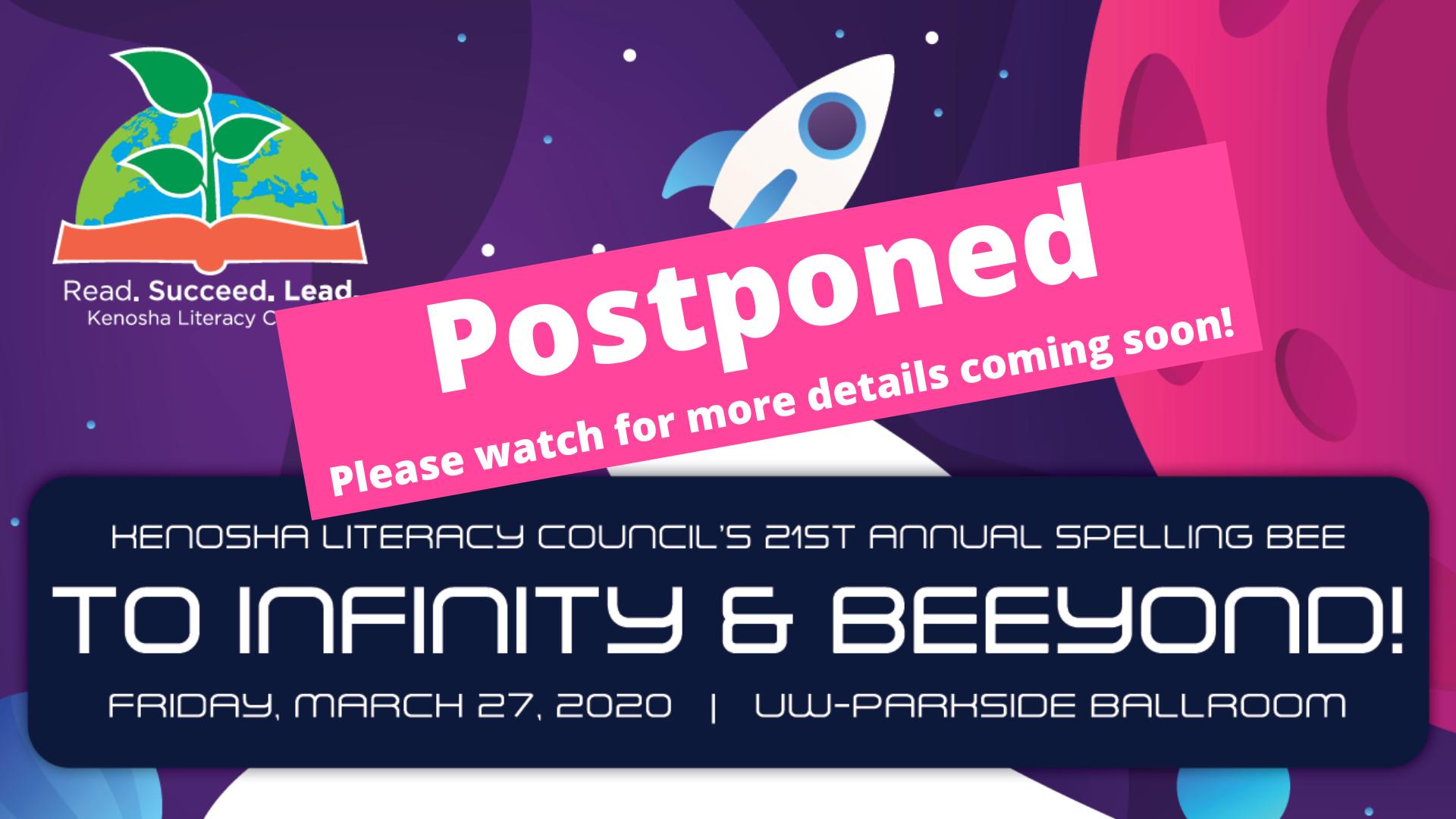 Bee Postponed