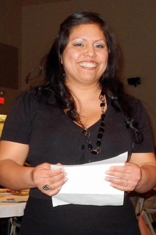 KLC Learner Evelia Hernandez