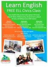 Civics Flyer